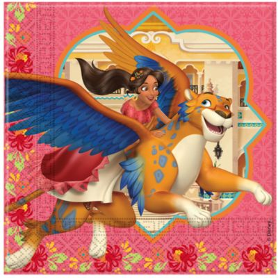 Elena of Avalor 20x Party Napkin Pack
