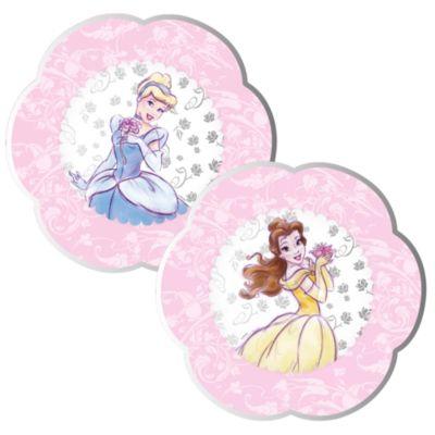 Principesse Disney, 8 piatti di carta