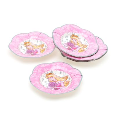 Disney Princess 8x Small Party Plate Set