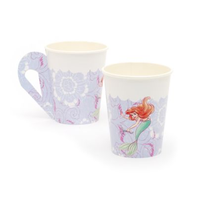 Disney Princess 8x Party Cups with Handles