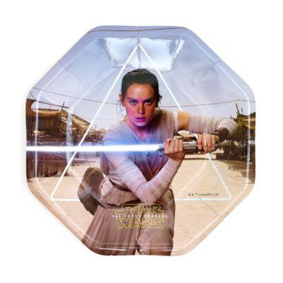 Platos fiesta Star Wars VII: El despertar de la Fuerza (8 u.)