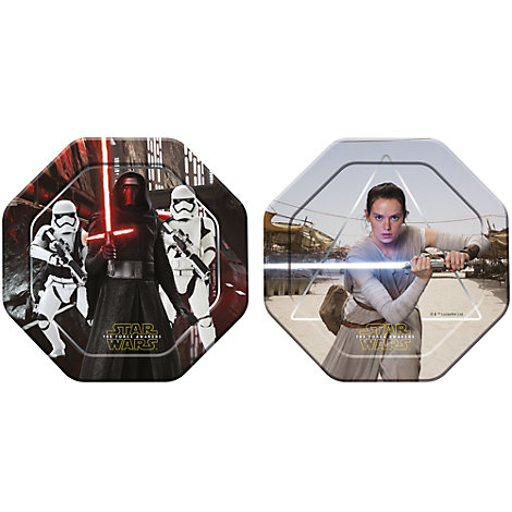 Star Wars: The Force Awakens 8x Party Plate Set