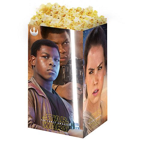 Star Wars: The Force Awakens 4x popcornhinkar