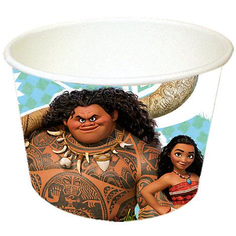 8 pots à friandises Vaiana