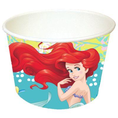 8 pots à friandises La Petite Sirène