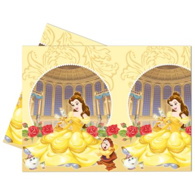 Beauty And The Beast Table Cover