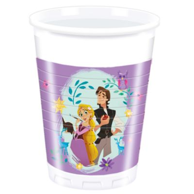Rapunzel 8x Party Cups, Tangled: The Series