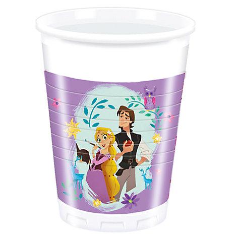 Rapunzel 8 st partymuggar, Trassel: Serien