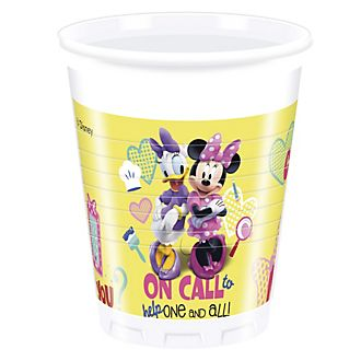 Minnie Maus - Partybecher, 8er-Set