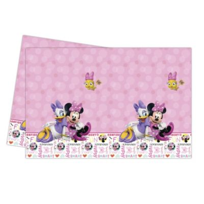 Minnie Mouse Roadster Racers Table Cover