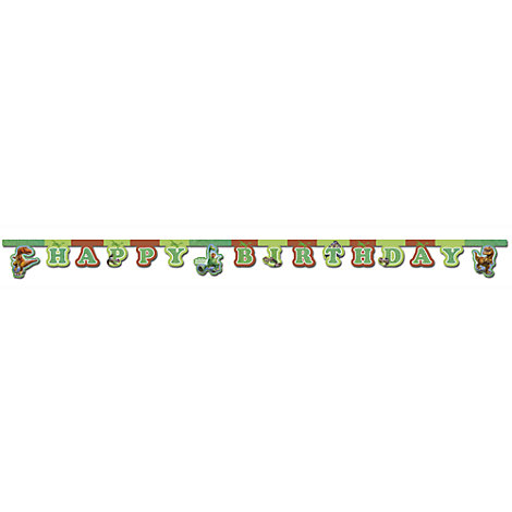 The Good Dinosaur Happy Birthday Banner