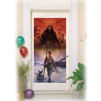 Cartellone da appendere alla porta Star Wars: Il Risveglio della Forza
