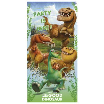 Den gode dinosaurien dörrbanderoll