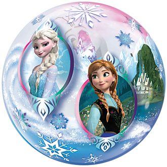 Ballon bulle La Reine des Neiges