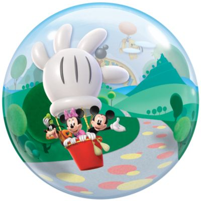 Rund Mickey Mouse ballon