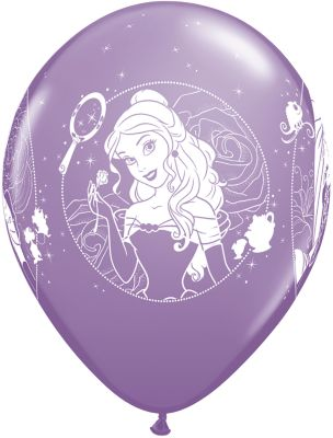 Disney Princess 6x Balloons Pack
