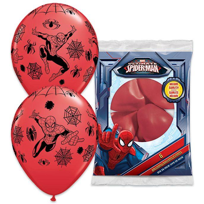 Uomo Ragno, 6 palloncini