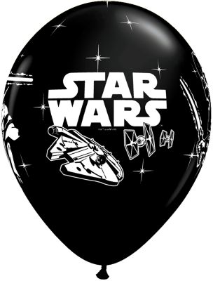 Star Wars 6x Balloons