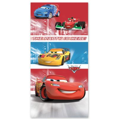 Disney Pixar Cars Door Banner