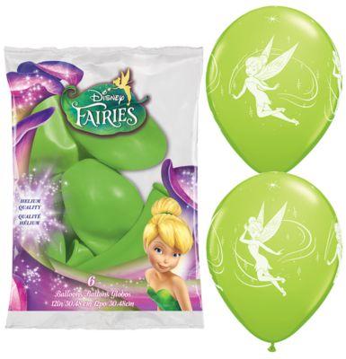 Disney Fairies 6x Balloons Pack