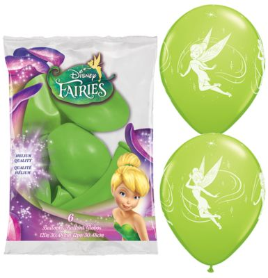 Disney Fairies 6x balloner