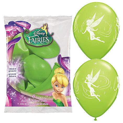 Disney Fairies, 6 palloncini