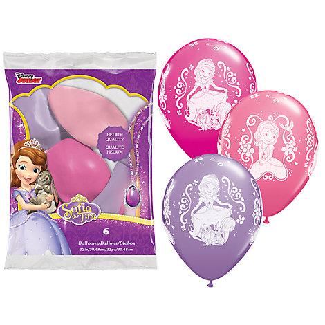 Sofia la Principessa, 6 palloncini