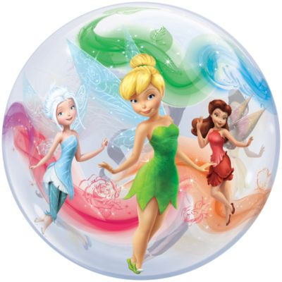 Globo burbuja Disney Fairies