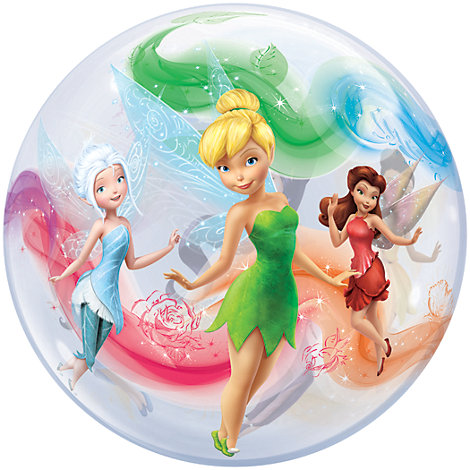Rund Disney Fairies ballon