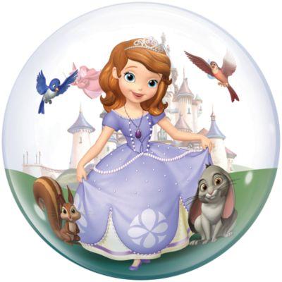 Ballon bulle Princesse Sofia