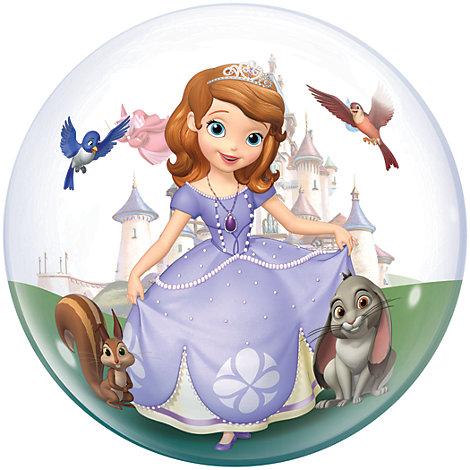 Sofia die Erste - Ballon in Seifenblasenoptik
