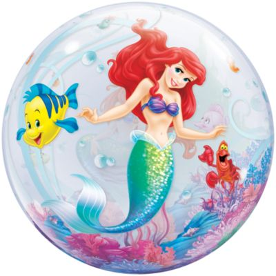 Ballon bulle La Petite Sirène