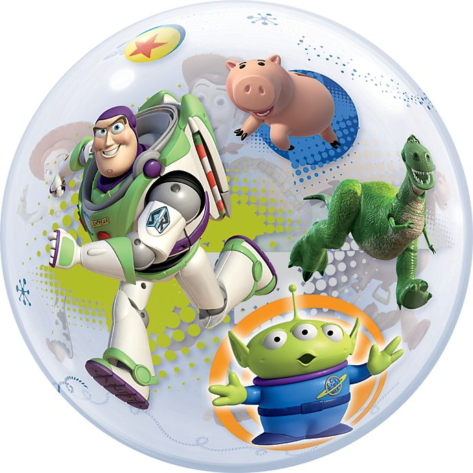 Ballon bulle Toy Story