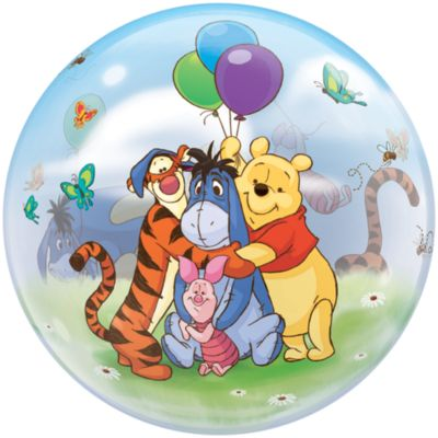 Ballon bulle Winnie l'Ourson