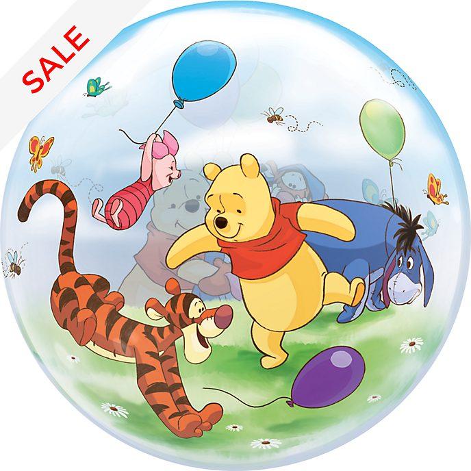 Winnie Puuh - Ballon in Seifenblasenoptik