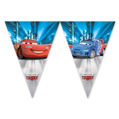 Disney Pixar Cars Flag Bunting