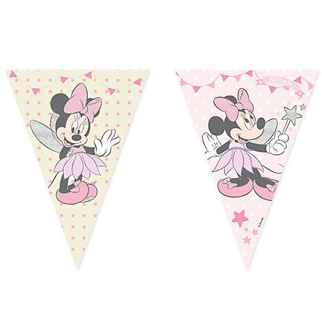 Bannière drapeau Fée Minnie Mouse