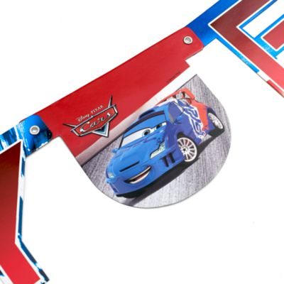 Disney Pixar Cars - Geburtstagsgirlande