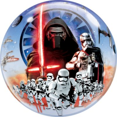 Ballon bulle Star Wars : Le Réveil de la Force