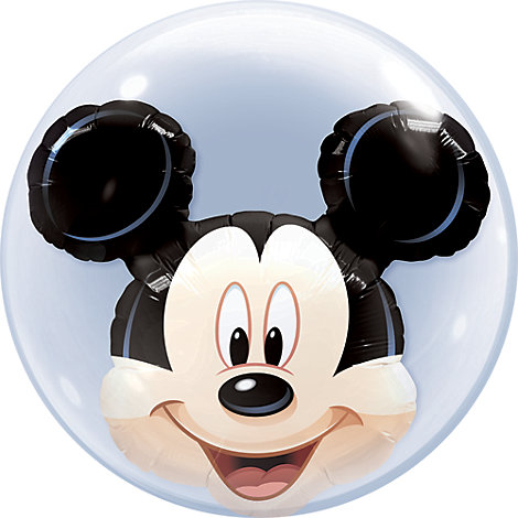 Rund Mickey Mouse ballon