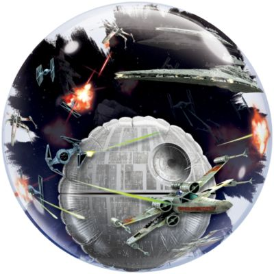 Ballon double bulle Star Wars : Le Réveil de la Force
