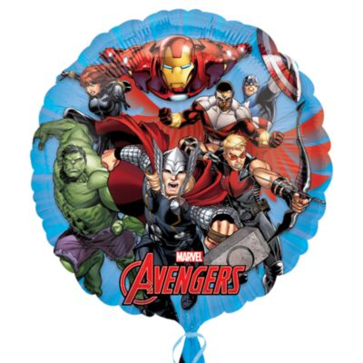 Avengers folieballon