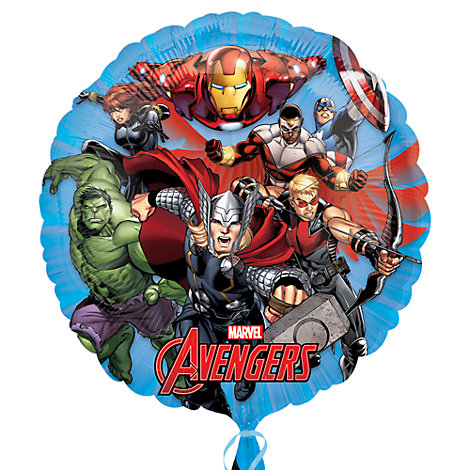 Palloncino in foil Avengers