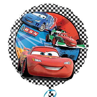 Ballon métallisé Disney Pixar Cars