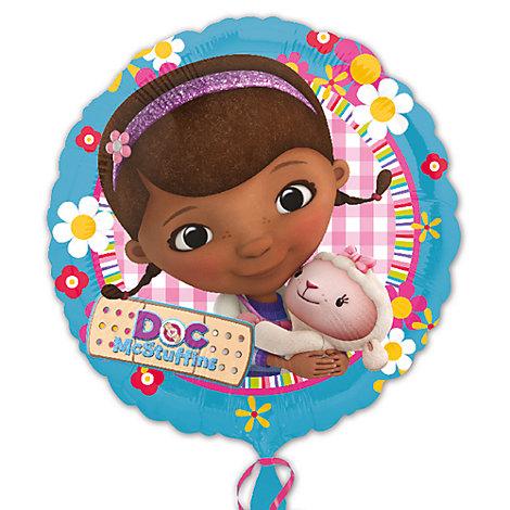 Doktor McStuffins folieballong