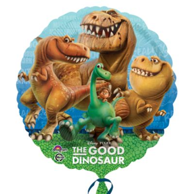 Den gode dinosaur folieballon