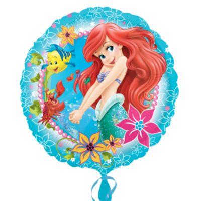 Den lille havfrue folieballon