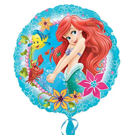 Ballon métallisé La Petite Sirène