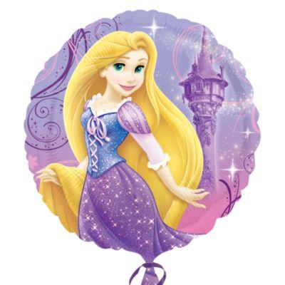 Rapunzel, palloncino in foil