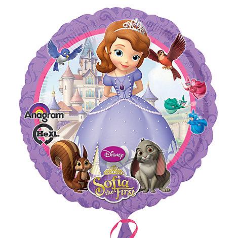 Sofia la Principessa, palloncino in foil
